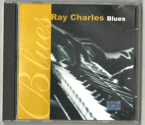 ray charles - blues - novo