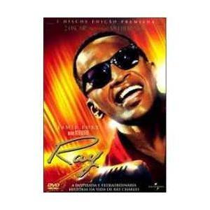 ray com jamie foxx dvd original