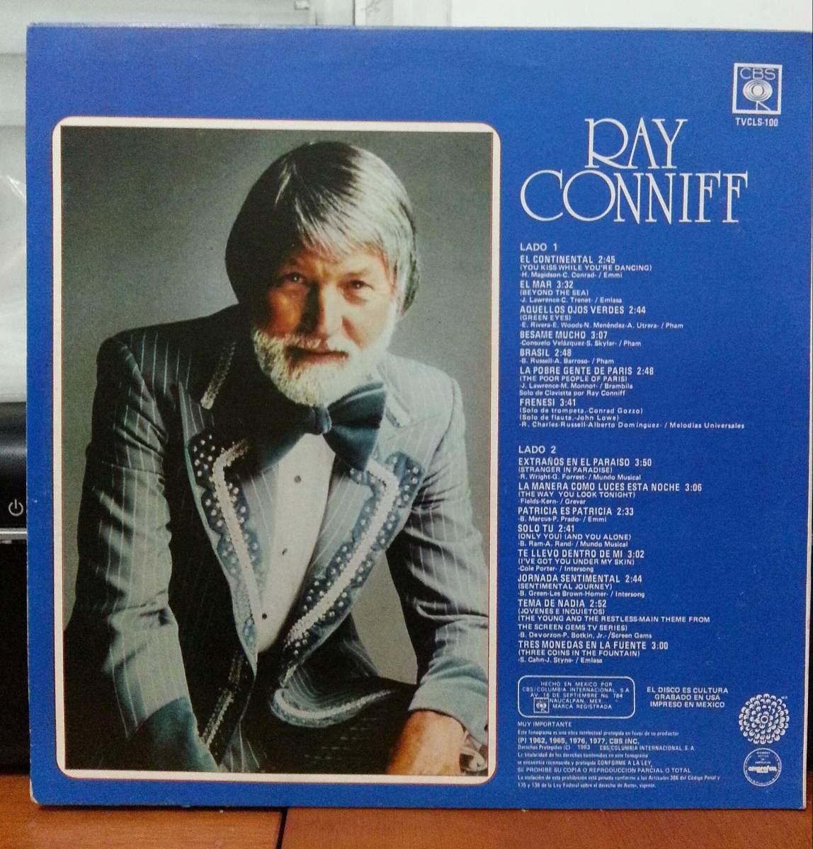 ray conniff 15 autenticos exitos