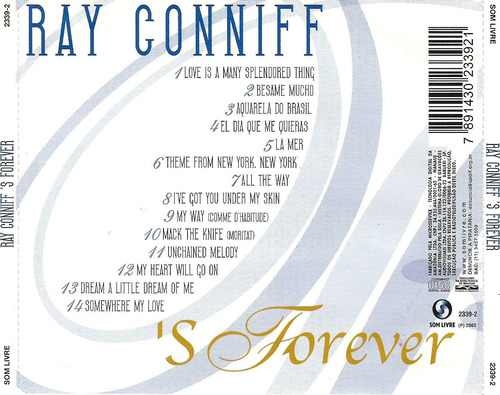ray conniff especial  's forever