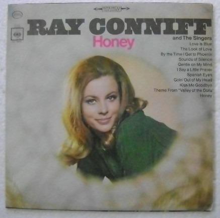 ray conniff / honey  1 disco lp vinilo