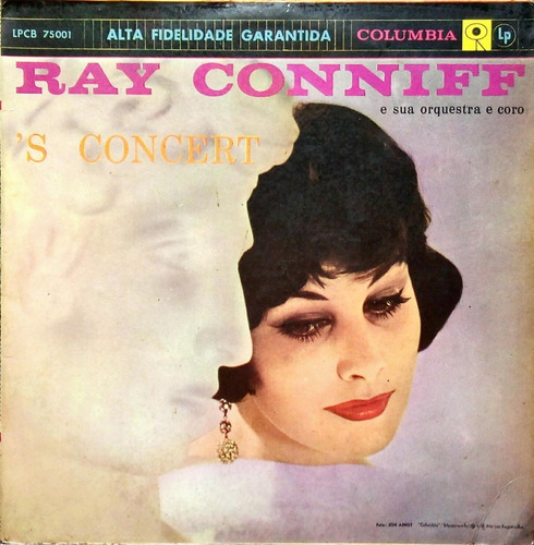 ray conniff lp 1960 's concert 15515