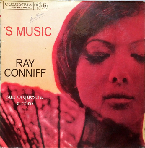 ray conniff lp 1960 's music 15526