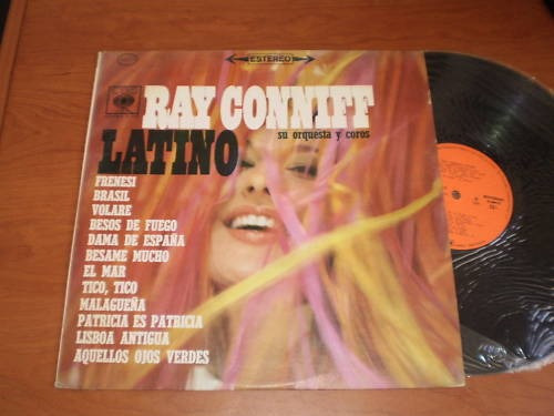 ray conniff - lp latino (1981)* imp.* smusic
