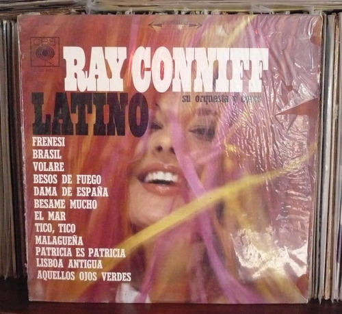 ray conniff lp latino