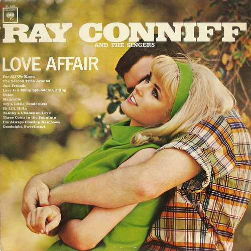 ray conniff - lp love affair (1965) stereo - imp. smusic