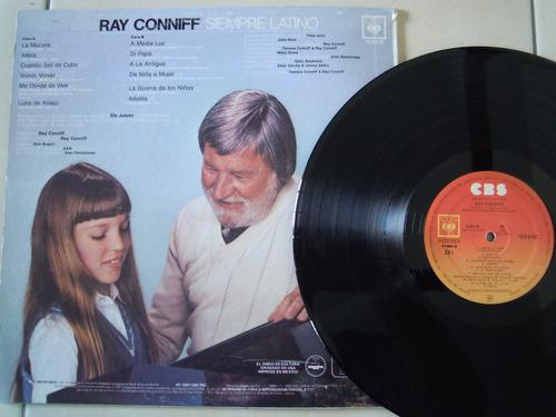 ray conniff lp siempre latino