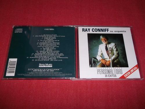 ray conniff - personalidad cd nac ed 1992 mdisk