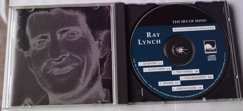 ray lynch no blue thing cd raro u.s.a. 3a edicion 1992 bvf