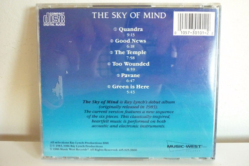 ray lynch the sky of mind relajacion meditacion