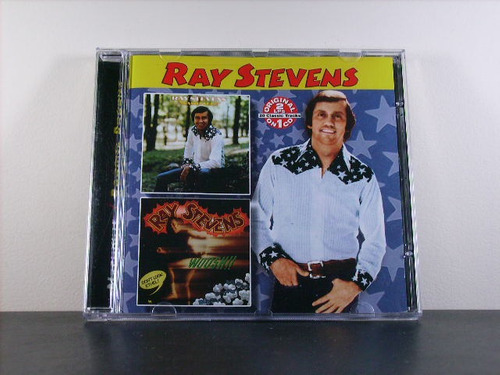 ray stevens - nashville / boogity boogity cd orig imp av8