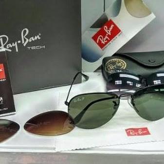 ray ban lentes intercambiables