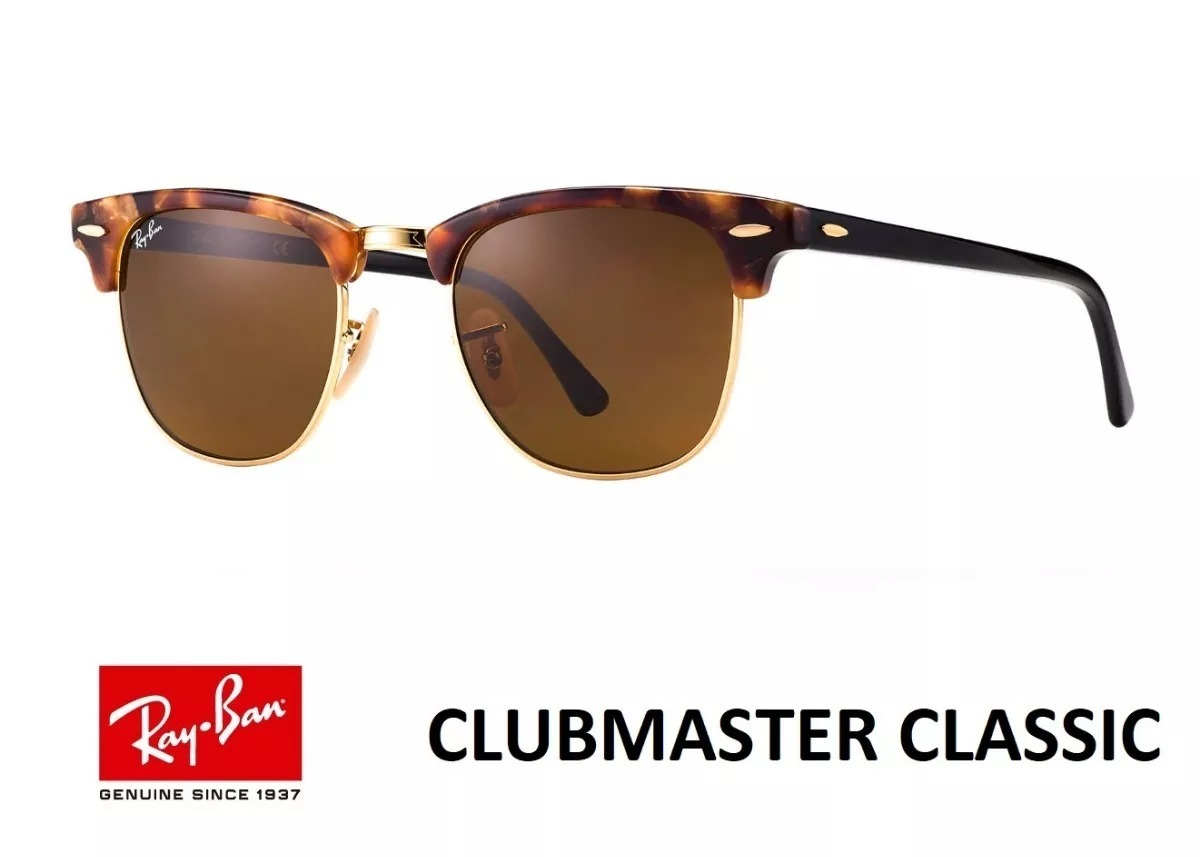 56c6686e14f89 rayban clubmaster classico 3016 original garantia oferta. Carregando zoom.