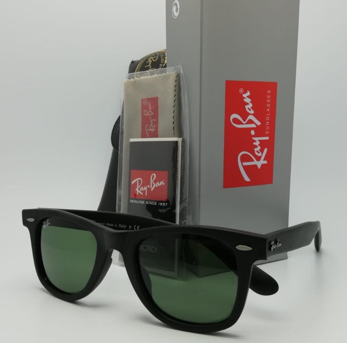 2eb930fc47 Rayban Gafas De Sol Rayban Wayfarer Clásica 2140 - $ 119.999 en ...