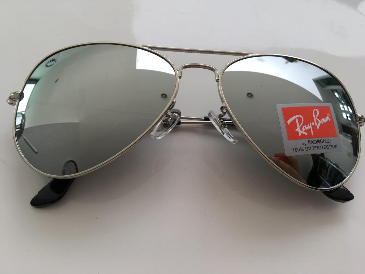 ee8fd450be rayban lentes de sol aviador espejo gota grande dia padre. Cargando zoom.