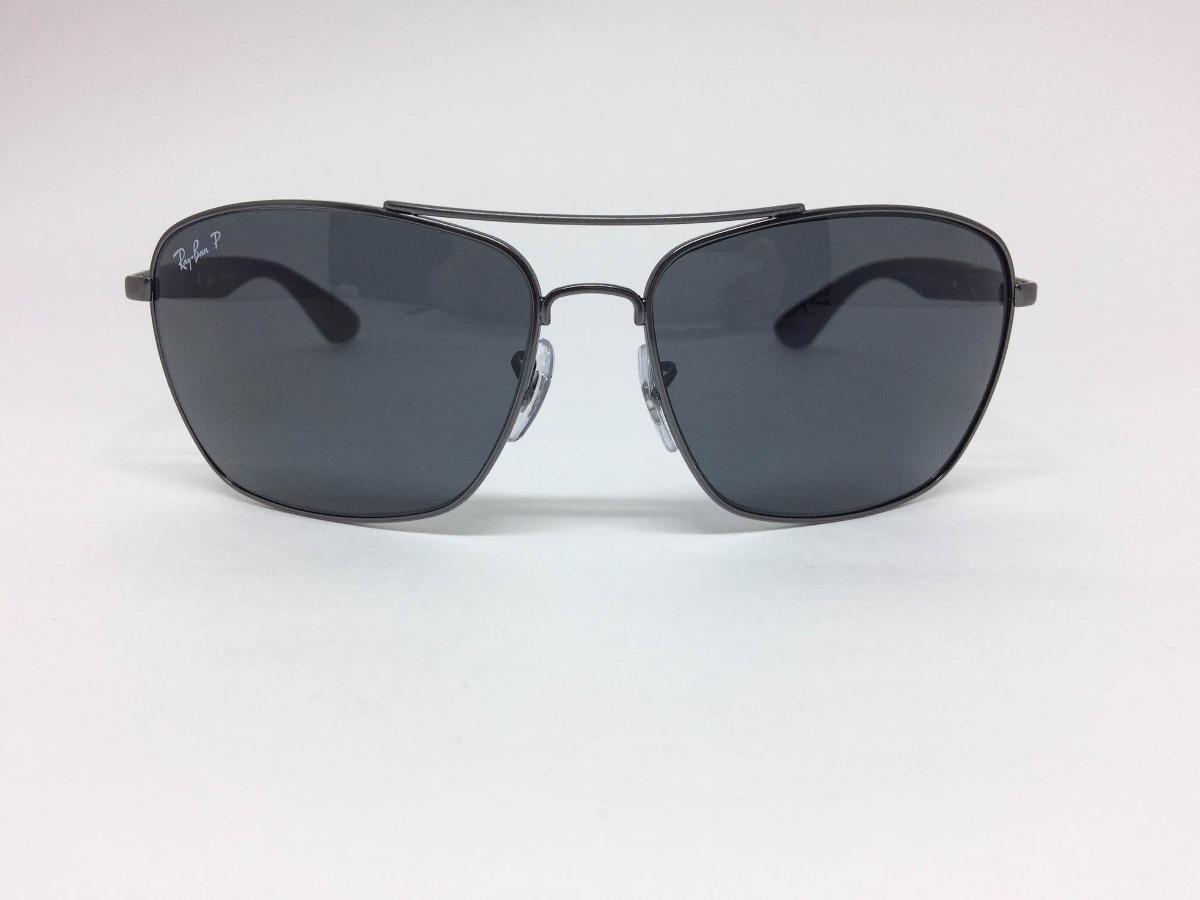 c4656ba72 Ray.ban Polarizado Óculos Rb3531l 041/81 64 15 130 3p - R$ 506,00 em ...
