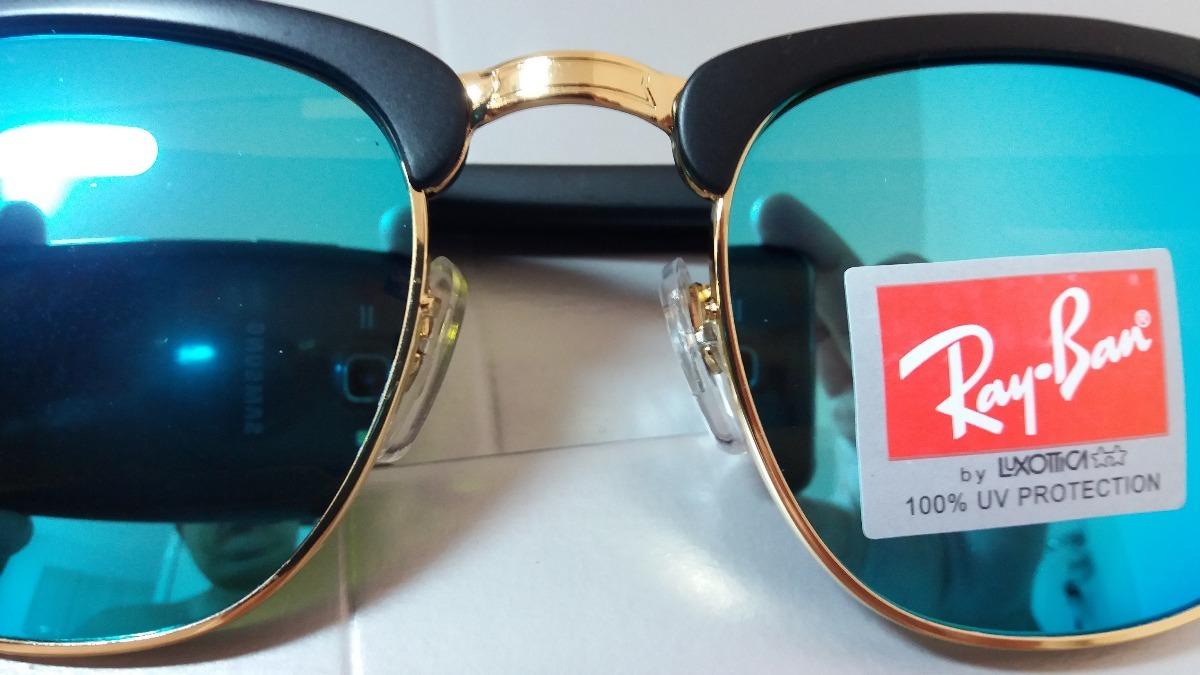 577b5cef1 óculos Ray Ban 3016 Clubmaster Preto « One More Soul