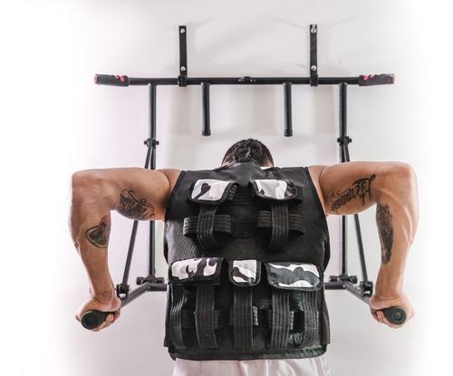 raybars barra multifuncional plegable para hacer ejercicio