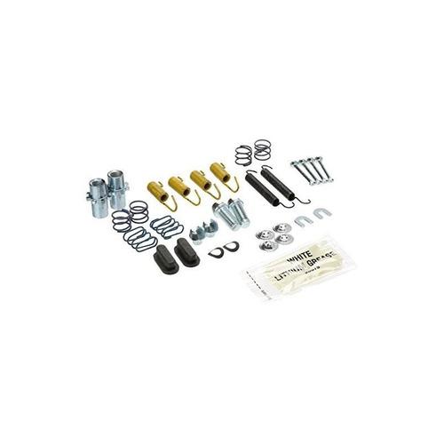 raybestos h17389 professional grade juego de frenos de estac