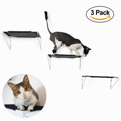 raycc gato estantes gato pasos gato percha de ropa gato n
