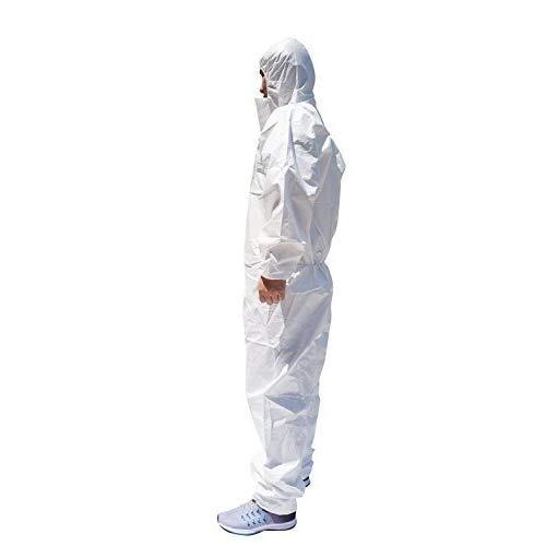raygard 30203 batas desechables microporosas traje de...