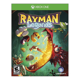 Rayman Legends Físico Xbox One Ubisoft