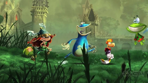 rayman legends ps3 original digital entrega ya