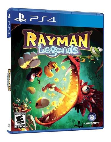 rayman legends ps4 formato fisico juego playstation 4
