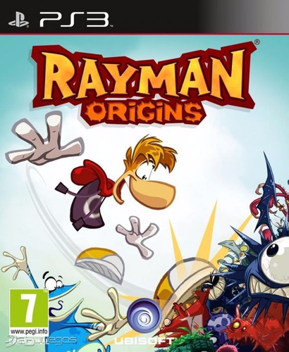 rayman origins - ps3 digital