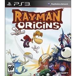 rayman origins - ps3 - frete r$ 12,00