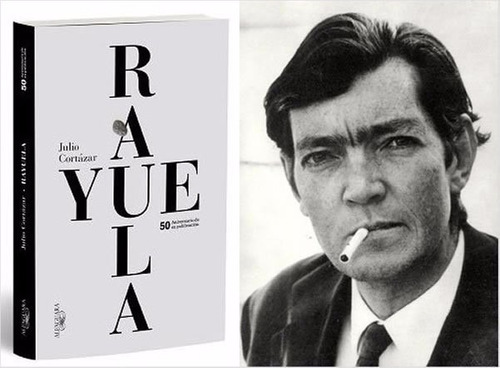 rayuela de julio cortazar libro edicion 50 aniversario