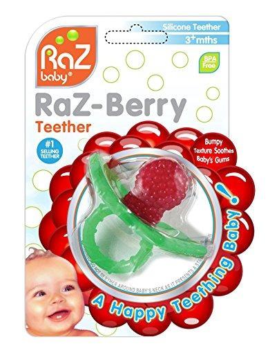 razbaby razberry mordedor., total 1, rojo