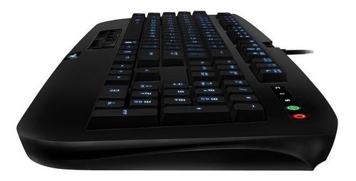 razer anansi  teclado para juegos mmo