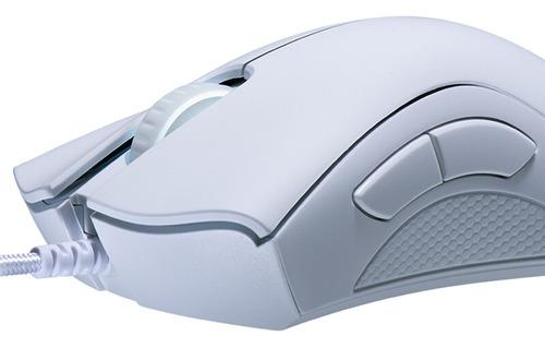 razer deathadder essential wired gaming mouse 6400dpi sensor