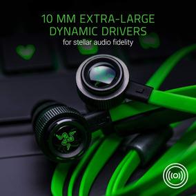 Razer Hammerhead Pro V2 Auriculares Aluminio Pc Ps4 Xbox One