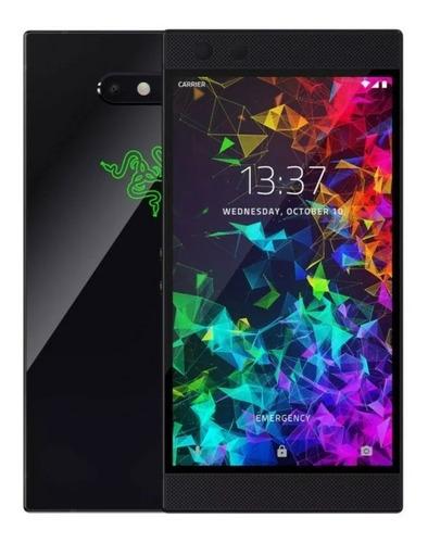 razer phone 2 64gb negro unlocked nuevo android gaming (500)