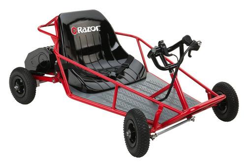 razor - cart eléctrico todo terreno dune buggy