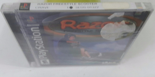 razor freestyle scooter - nuevo / playstation 1 ps1 ps2 ps3