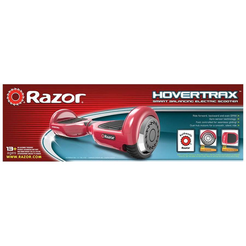 razor hovertrax, el mas seguro y eficiente, no chino