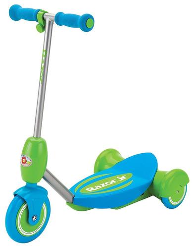 razor jr. - mini scooter eléctrico lil e - verde