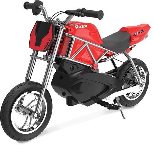 razor - mini moto eléctrica rsf350 electric street bike