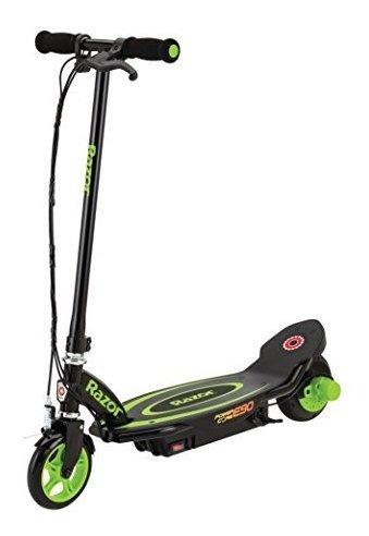 razor power core e90 scooter eléctrico, verde