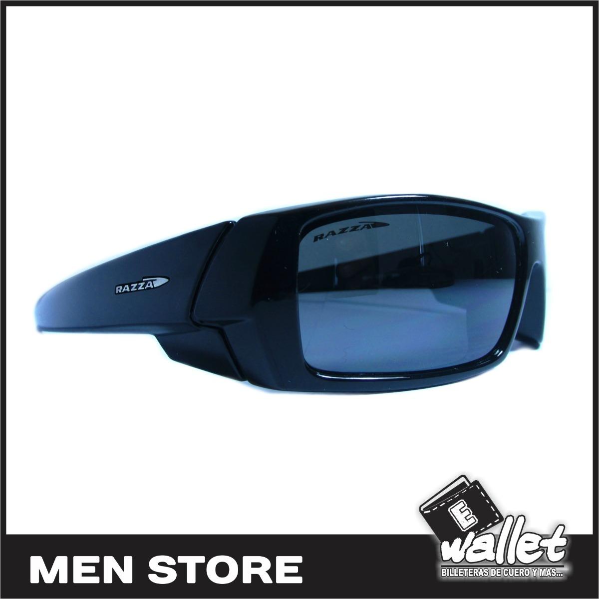 8a1bb3e9cd razza - lentes de sol deportivo negro uv400 - e wallet lima. Cargando zoom.