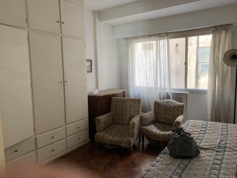 rba inmobiliaria 4814-2224 - departamento 3 amb alto luminoso balcon barrio norte