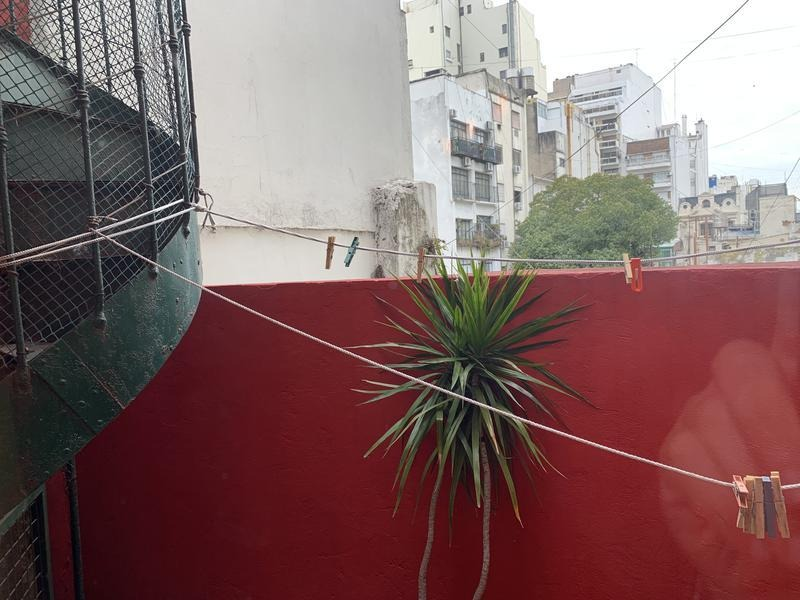 rba inmobiliaria 4814-2224 departamento tipo duplex 3 amb depend terraza propia  barrio norte