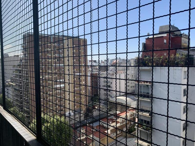 rba inmobiliaria 4814-2224 impecable 132m2 4 ambientes y dep frente alto balcón barrio norte