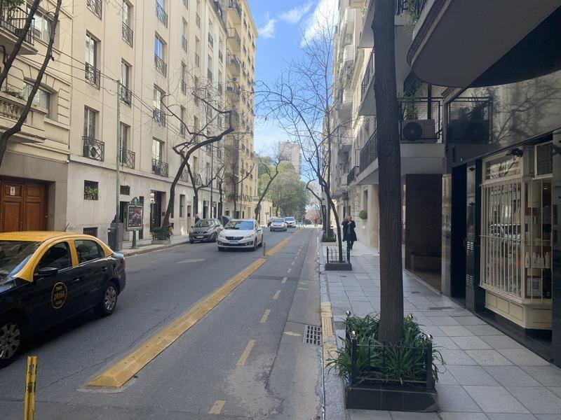 rba inmobiliaria 4814¬2224 departamento - 2 ambientes montevideo y avenida alvear recoleta