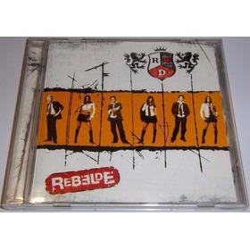 Rbd Rebelde Cd 1a Ed 2004