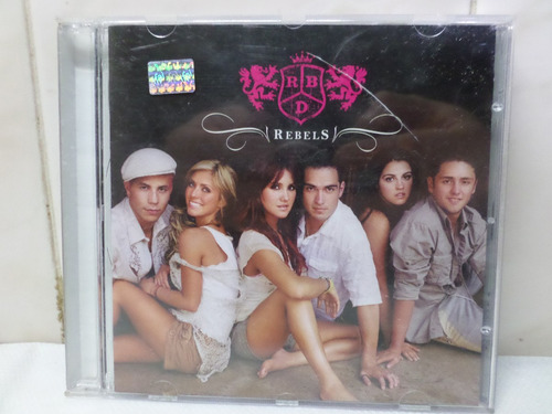 rbd rebels televisa 2006