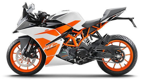 rc 200 ktm 0km 50% financiación tasa 0% mod 18 palermo bikes